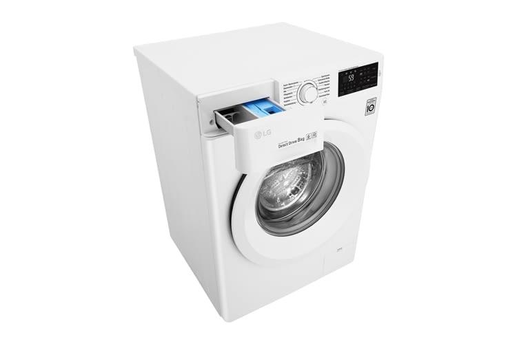LG F 14WM8LNO ist eine WLAN-Waschmaschine