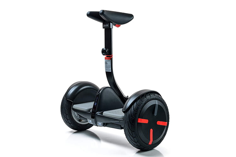 Das Balance Board ist bis zu 18 km/h schnell - das erhöht die Mobilität und den Spaßfaktor