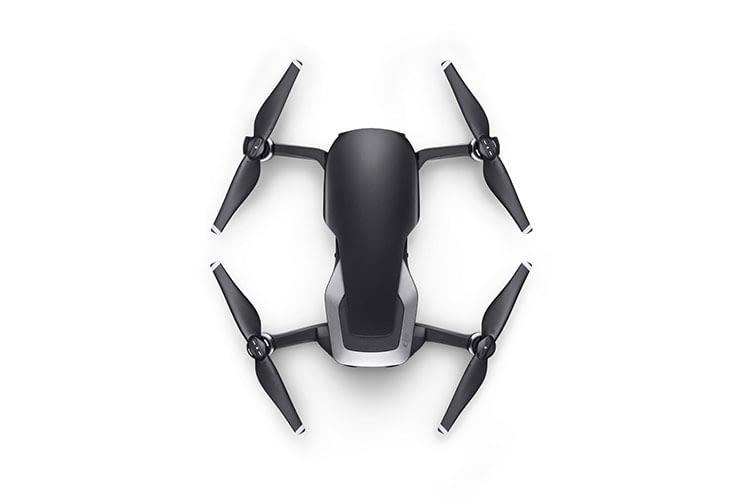 DJI Mavic Air - kompakte Profi-Drohne, mit vielen Sicherheitssensoren