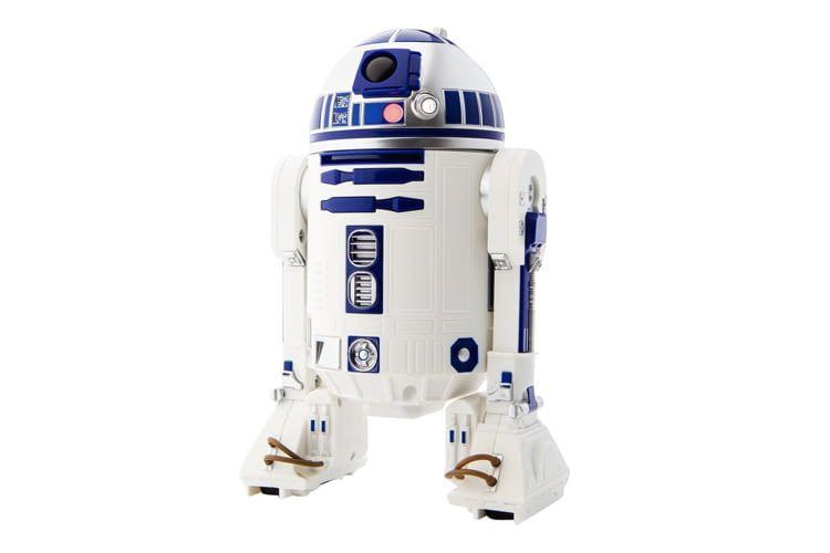 R2D2: Nicht besonders groß, aber trotzdem jede Menge Power
