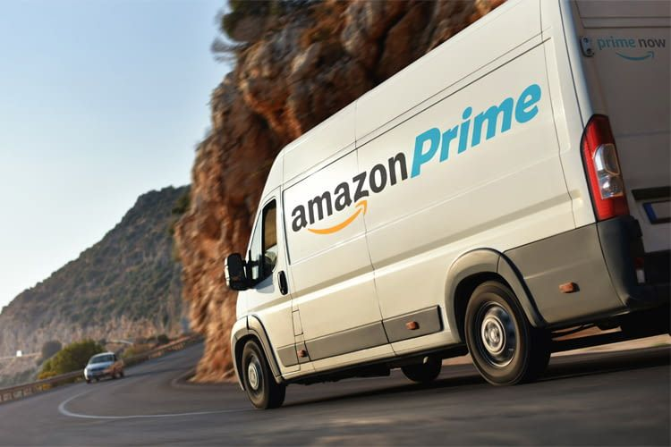 In einigen Regionen bietet Amazon bereits die Lieferung am Tag der Bestellung an