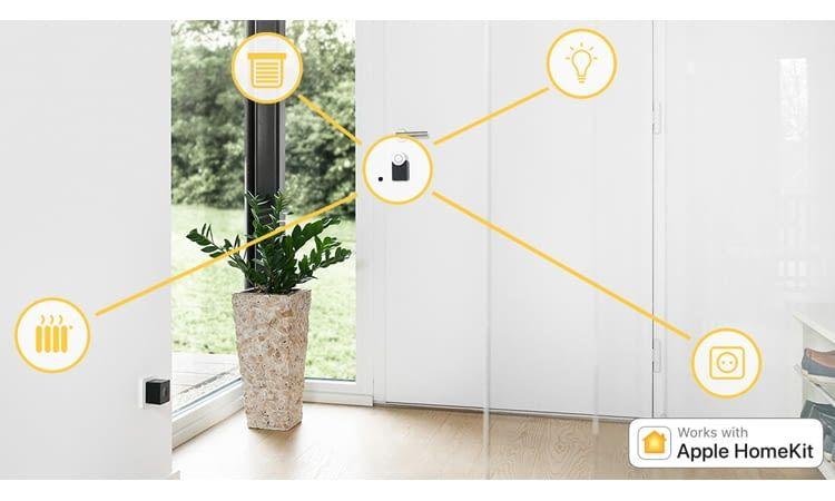 Nuki Smart Lock 2.0 ist mit Apple HomeKit kompatibel