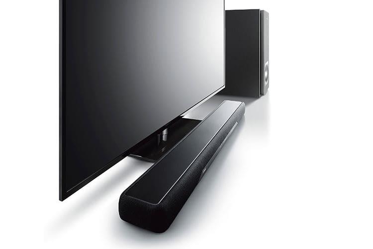 Yamaha YAS 207 unterstützt 4K UHD-Inhalte und HDR