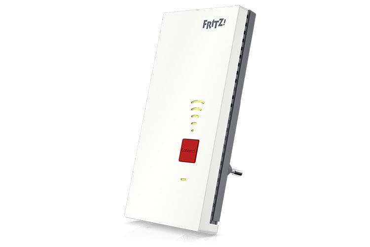 AVM FRITZ!WLAN Repeater 2400 - erste Wahl für ein Mesh-WLAN-Heimnetzwerk zusammen mit einer FRITZ!Box