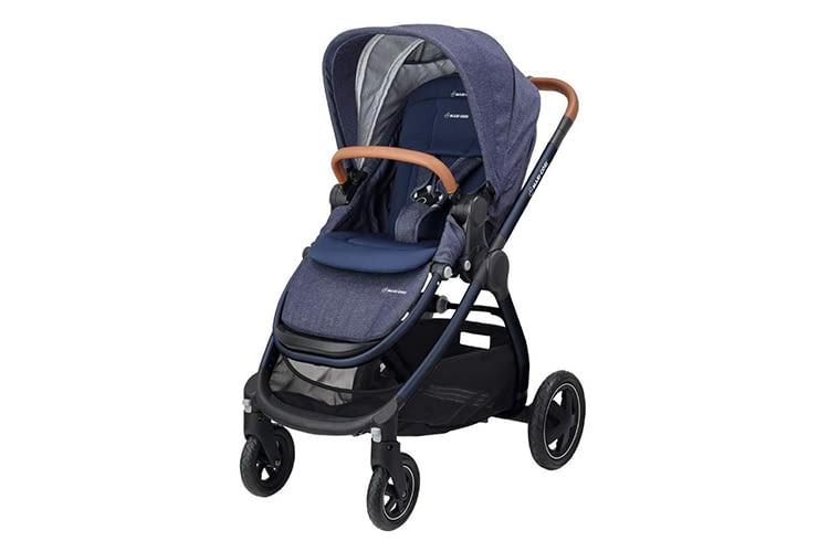 Aufgrund des geringen Gewichts hat der Maxi-Cosi Adorra das Potenzial zum Kinderwagen-Bestseller zu werden