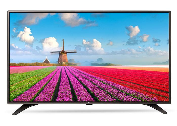 Der 55 Zoll-TV LG 55LJ615V bietet nur Full HD-Auflösung, überzeugt aber mit tollem Bild