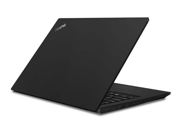 Bietet eine hohe Akkulaufzeit: Lenovo ThinkPad E490