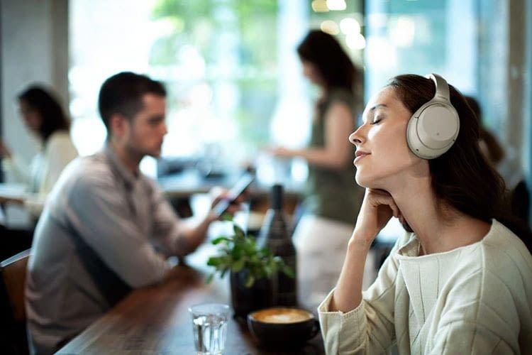 Sony WH-1000XM3 bietet eine vorbildliche aktive Geräuschunterdrückung