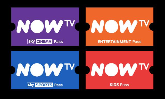 Sky Now TV Smart Box - Programm