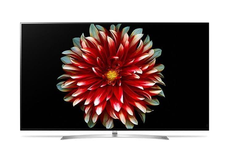LG OLED65B7D bietet dynamisches HDR und Dolby Atmos-Sound