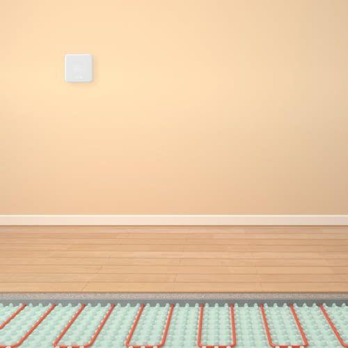 Mit dem tado°-Thermostat lassen sich Fußbodenheizungen via Siri sprachsteuern