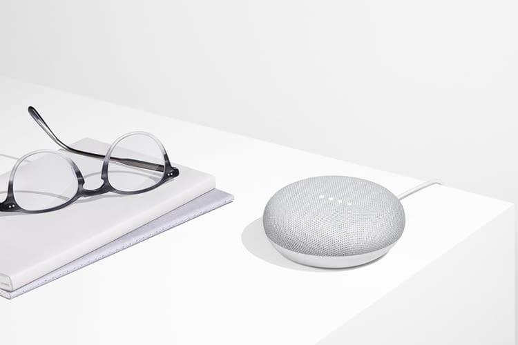 Google Home Mini kann ebenfalls mit IFTTT verknüpft werden