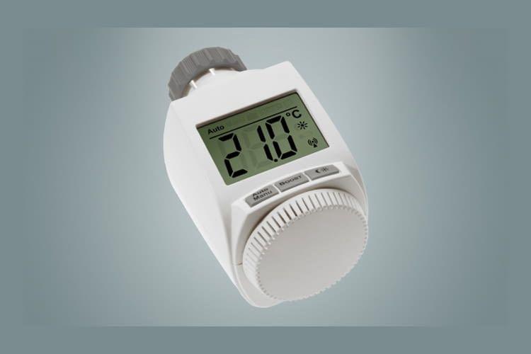 Das MAX! Heizkörperthermostat+ ist das smarteteste Modell der Serie