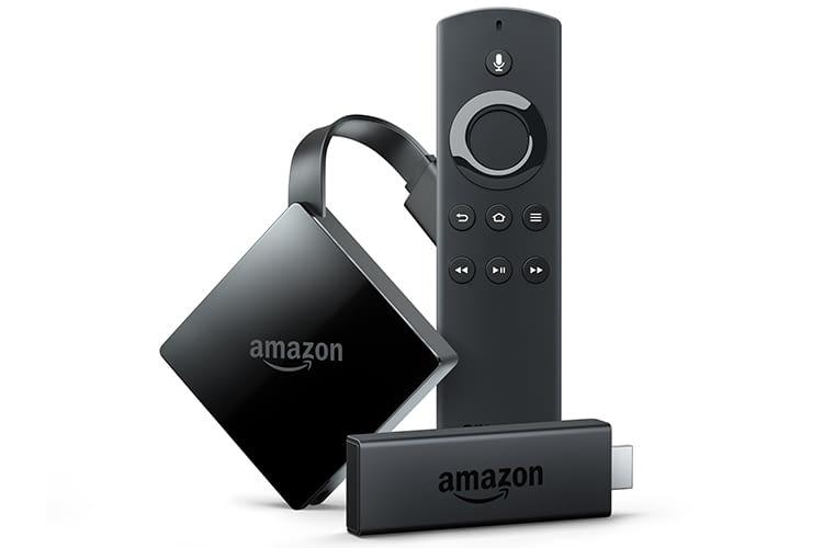 Amazons Fire TV-Familie erlaubt ab sofort das Streamen von Video-Inhalten über den Firefox-Browser