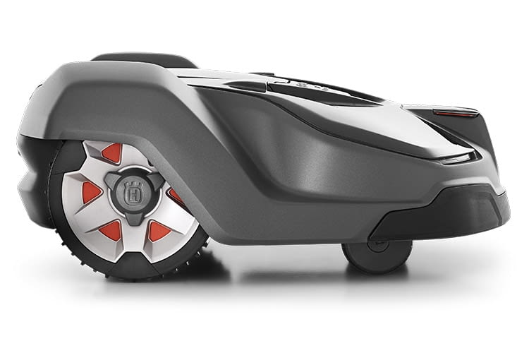 High-End-Mähroboter mit GPS: Der HUSQVARNA Automower 450X