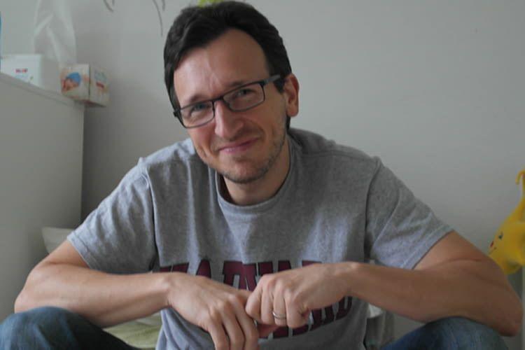 Sven Johannsen, Entwickler des inoffiziellen FRITZ!-Skills