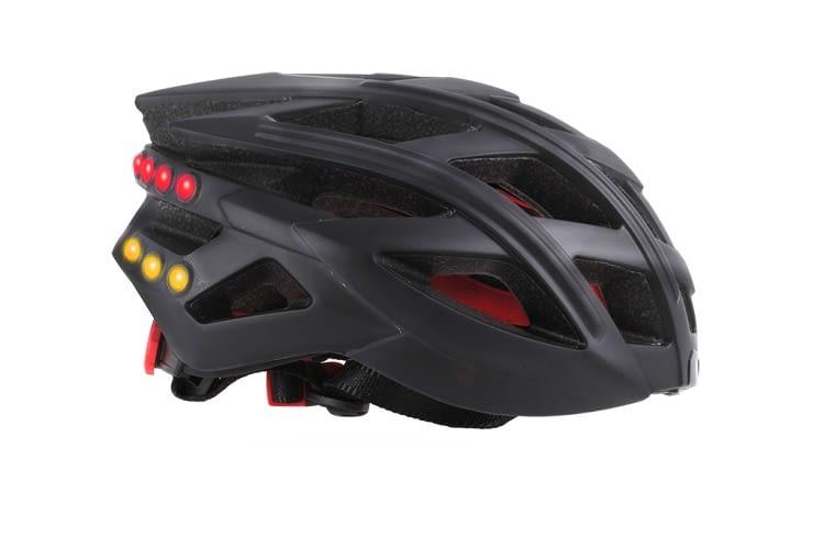 Das vernetzte Fahrradhelmmodell BH60 ist auch mit weißer Oberfläche erhältlich