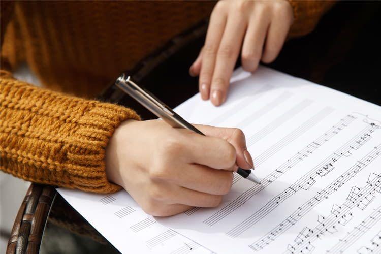 Papier und Stift sind zum Komponieren ab sofort nicht mehr nötig