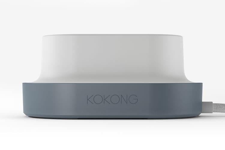 So schön kann eine intelligente Steckdose sein: Kokong aus Norwegen