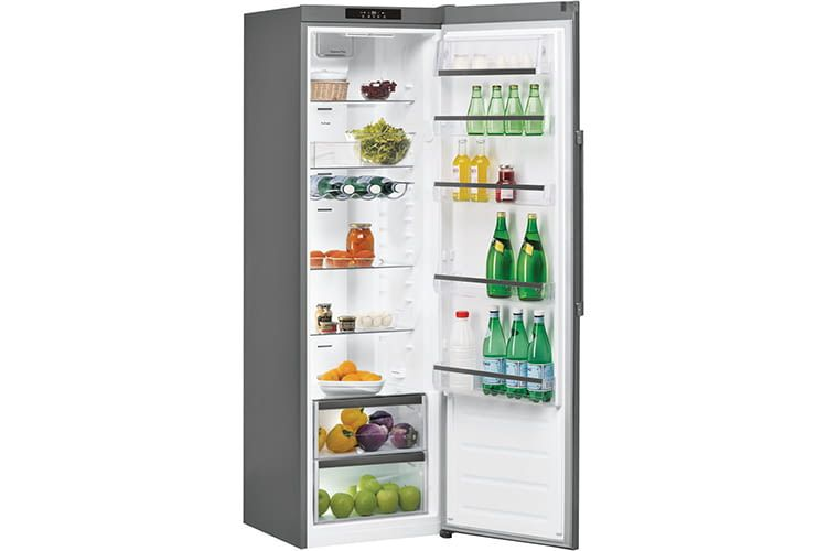 In den Kühlschrank Bauknecht KR19G3 A3+ IN passen Lebensmittel für einen großen Haushalt. Der Kühlschrank hält diese sehr energieeffizient frisch