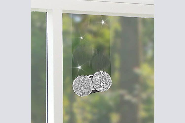 Wichtig: Für rahmenlose Fenster ist Sichler PR-030 V2 nicht geeignet