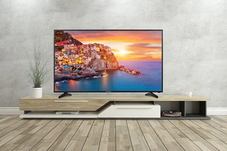 65 Zoll TV für unter 800 Euro - der MEDION LIFE P18113 macht's möglich