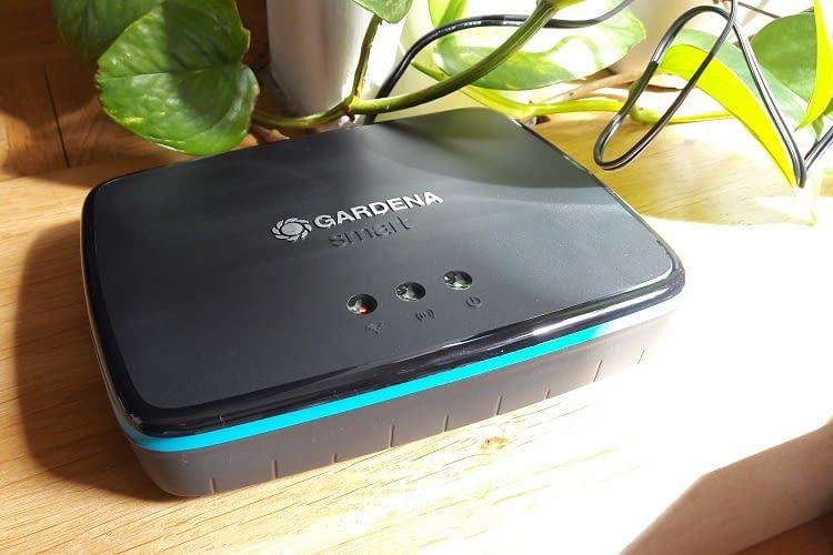 Unser Team hat das GARDENA Gateway samt System in einem großen Garten getestet