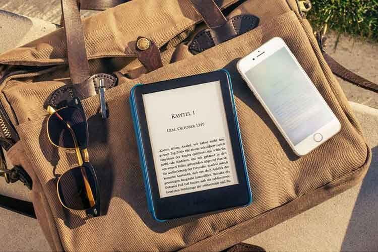 Amazon Kindle (2019) bietet einen günstigen Einstieg in die Amazon eReader Welt und glänzt mit schnellem Prozessor