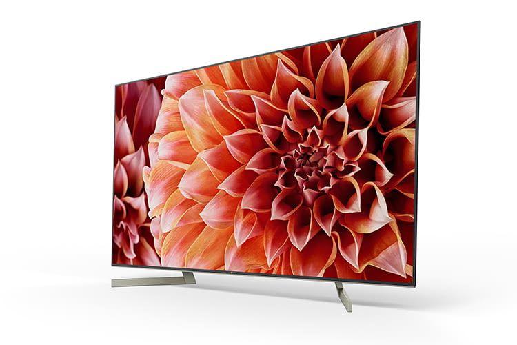 Sonys Android TV der BRAVIA Modellreihe XF90 kommen im ultraschlanken Design mit Aluminiumrahmen