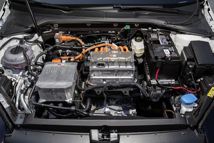 Das Modell MK 7.5 besitzt einen 35,8-kWh großen Akku und eine NEFZ-Reichweite von 300 Kilometern