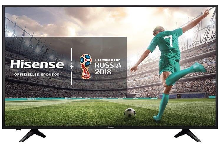 Hisense H55A6100: Vollwertiger 55 Zoll TV mit HDR für unter 800 Euro