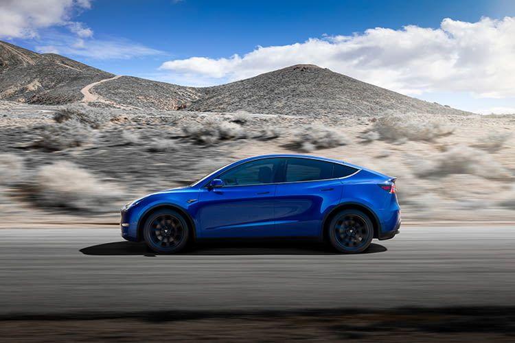 Das Tesla Elektro-SUV Model Y ist unerwartet günstig