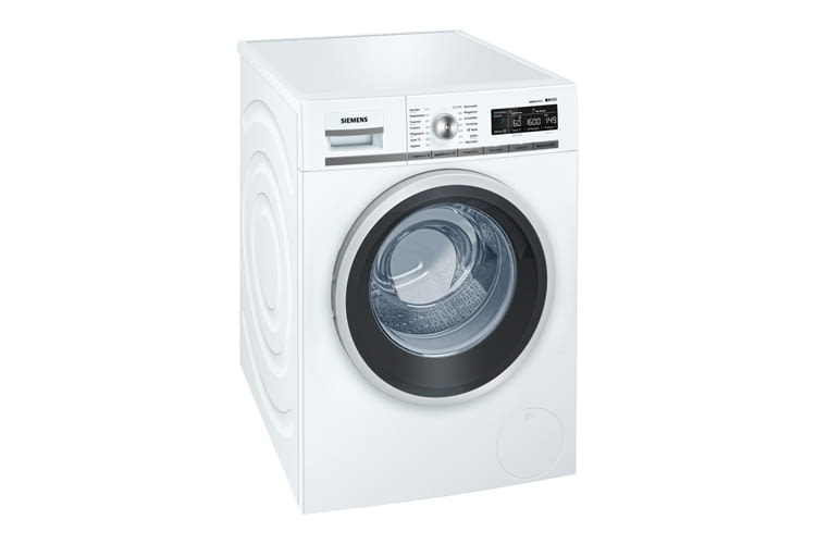 Siemens iQ700 WM16W540 ist wahlweise mit 1.400 oder 1.6000 UpM erhältlich
