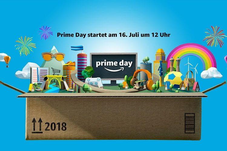 Amazon Prime Day: Schnäppchen und Sonderkonditionen für Amazon Prime-Mitglieder