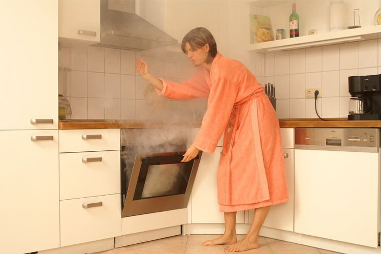 In der Küche kommt es besonders häufig zu Fehlalarmen