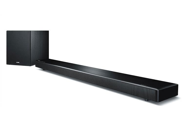 Die Yamaha MusicCast YSP-2700 Soundbar verfügt über 3 HDMI-Eingänge