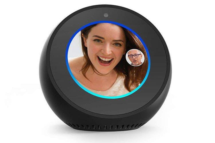 Amazon Echo Spot - der intelligente Design-Lautsprecher mit Amazon Alexa