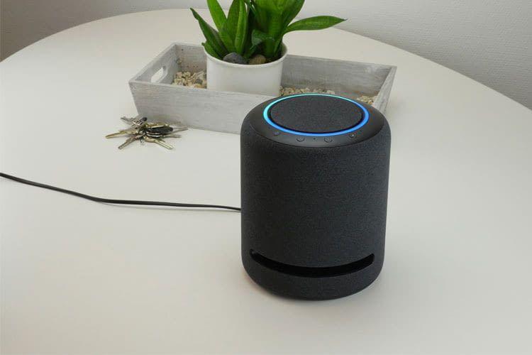 Echo Studio bietet unter allen Alexa Lautsprechern den besten Sound