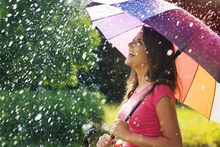 Mit dem richtigen Sprachbefehl nie wieder im Regen stehen