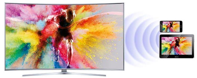 Von Smartphone und Tablet auf den Großbild-TV: Mit HDMI-Stick MMS-1080