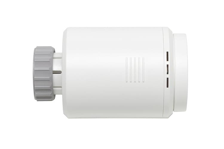 Das Eqiva L Thermostat passt auf alle gängigen Heizkörper