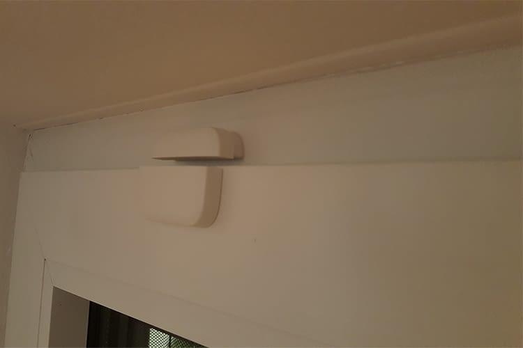 Der magnetische Fensterkontakt im Magenta SmartHome-Praxistest