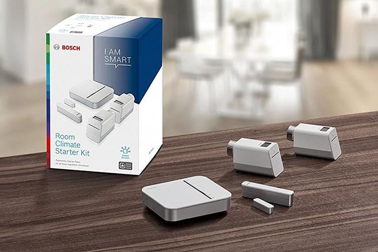 Das Bosch Smart Home Starter Set Raumklima ist eine gute Wahl