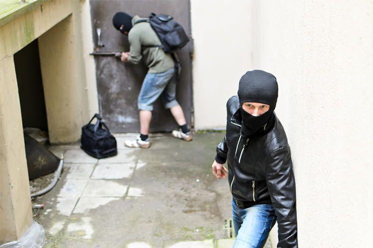 In kriminellen Banden sind zum Teil auch Frauen aktiv