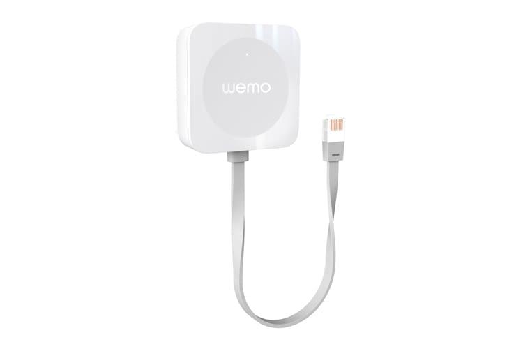 Mit der in Kürze erhältlichen WeMo Bridge integrieren sich WeMo Switches in Apples HomeKit