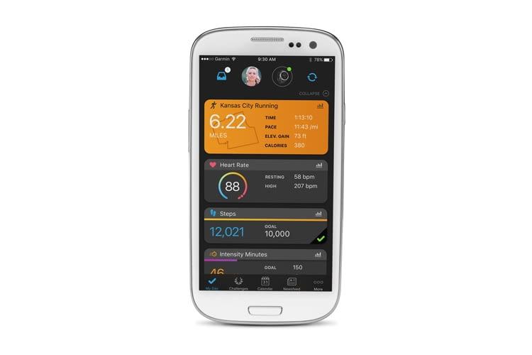 Die App hilft zum Beispiel auch bei der Vorbereitung auf einen 5 km-Lauf