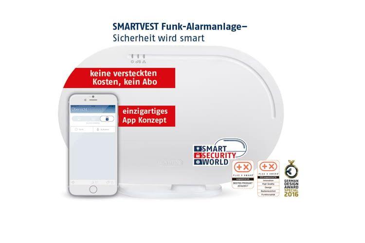 ABUS Smartvest hat noch Optimierungspotenzial