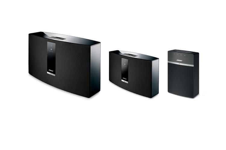 Bose SoundTouch ist eine beliebte Einzellautsprecher-Lösung