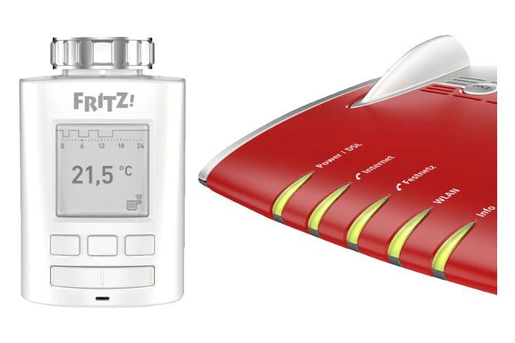 FRITZ!DECT 301 eignet sich für fast alle FRITZ!Box-Modelle