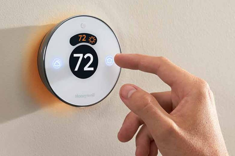Honeywell Lyric smartes WIFI-Thermostat mit Geofencing